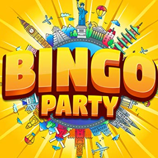 Bingo 16 en 23 september as Partycentrum De Centrum